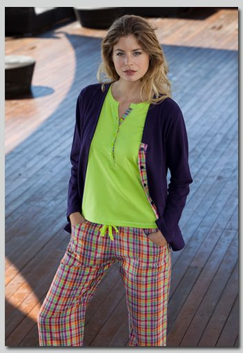Pijama señora
