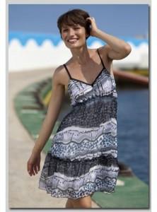 Vestido de playa L127291