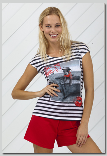 Pijama mujer P121254