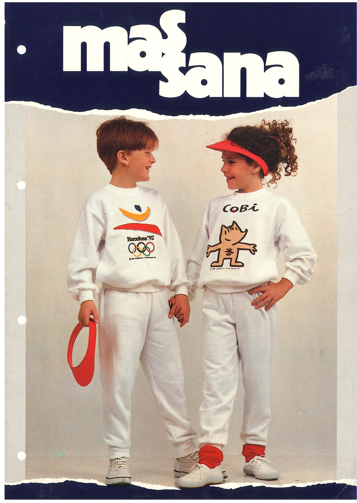 Massana y los Juegos Olímpicos