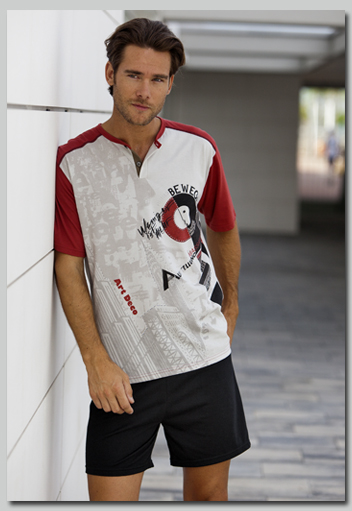 Pijama hombre P131318